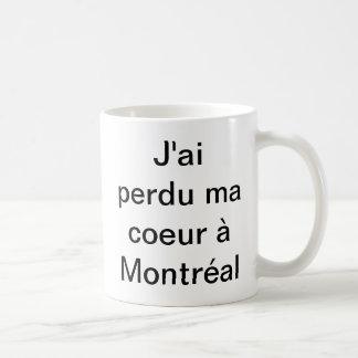 Biodome Montreal Kaffeetasse