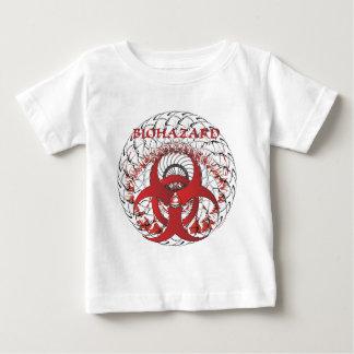 Biogefahr Baby T-shirt