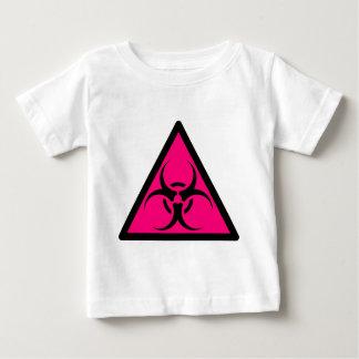 Biogefahr oder baby t-shirt