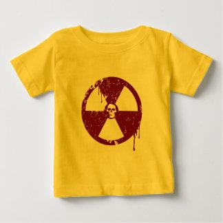 Biogefährdung Baby T-shirt