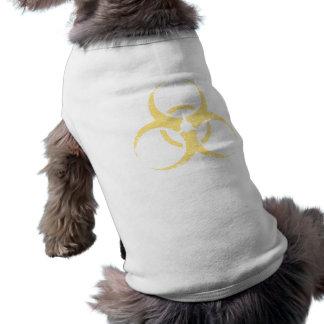Biogefährdung - dist - Gelb Shirt
