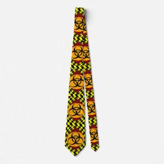 Biogefährdung-Entwurf Krawatte