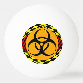 Biogefährdung-Entwurf Ping-Pong Ball
