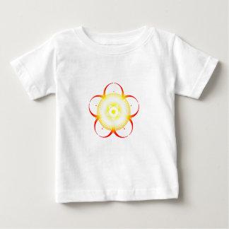 Biogefährdung-Ernte-Kreis Baby T-shirt