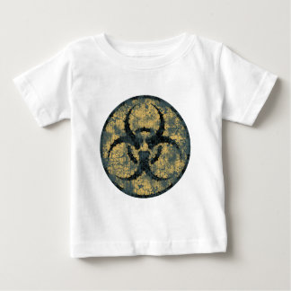 Biogefährdung - Kreis - dist Baby T-shirt