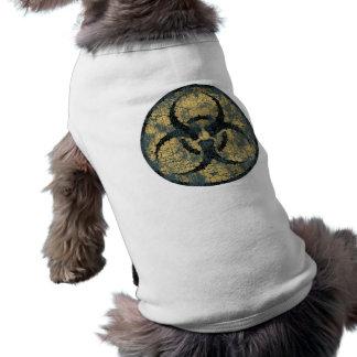 Biogefährdung - Kreis - dist Shirt
