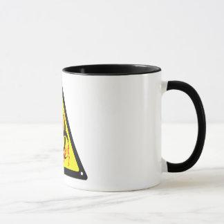 Biogefährdung Tasse