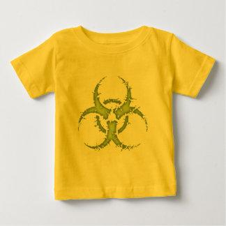 Biogefährdung - xdist baby t-shirt