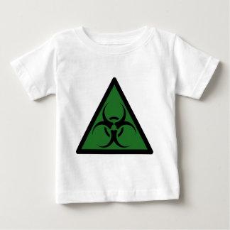 Biogefahren-oder Baby T-shirt