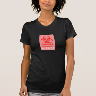 BiogefahrnFurries Frauen T-Shirt