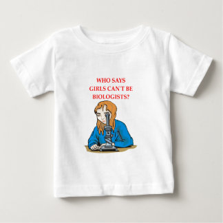 Biologie Baby T-shirt