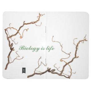 Biologie ist Leben Taschennotizbuch