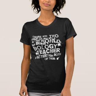 Biologie-Lehrer-Geschenk T-Shirt