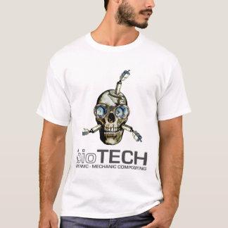 BioTechnologie weiße T T-Shirt