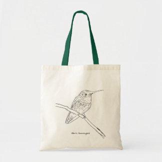 Bird purse tragetasche