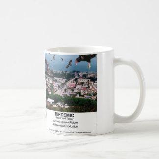 BIRDEMIC - Schock-und Terror-Tasse Kaffeetasse