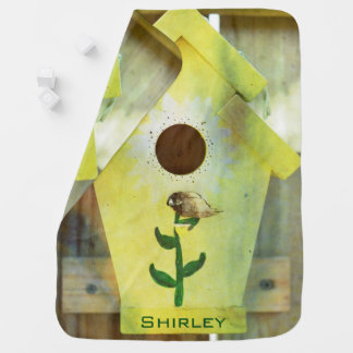 Birdhouse durch Shirley Taylor Kinderwagendecke