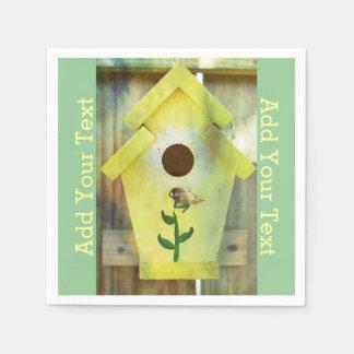 Birdhouse Papierservietten