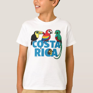 Birdorable Costa Rica T-Shirt
