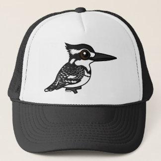 Birdorable gescheckter Eisvogel Truckerkappe