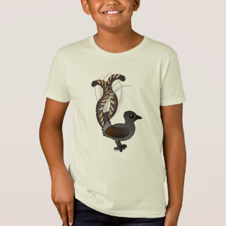 Birdorable großartiger Lyrebird T-Shirt