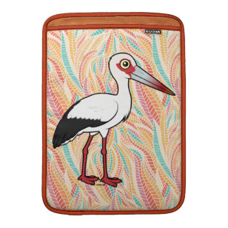Birdorable Maguari Storch MacBook Air Sleeve