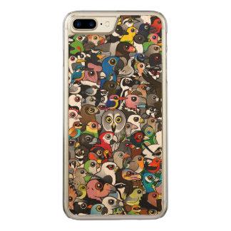 Birdorable Menge Carved iPhone 8 Plus/7 Plus Hülle