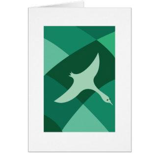 Birds of a Feather - gleiten Karte