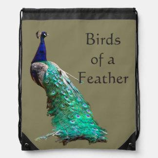 Birds of a Feather Turnbeutel