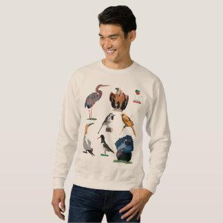Birds of Germany 1 Sweatshirt