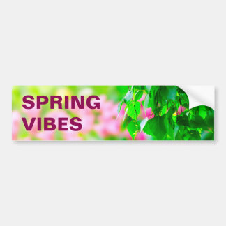 Birke verlässt Tulpe-Blumen kundengerecht Autoaufkleber
