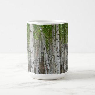 Birken-Baum-Tasse Tasse