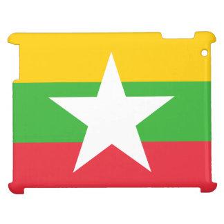 Birma-Flagge iPad Hülle
