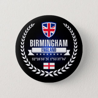 Birmingham Runder Button 5,1 Cm