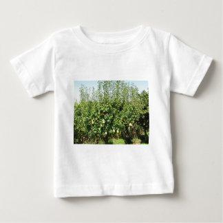 Birnen auf Baumasten Baby T-shirt