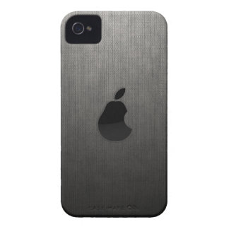 Birnen-Logo kundenspezifisches iPhone 4 4S iPhone 4 Cover