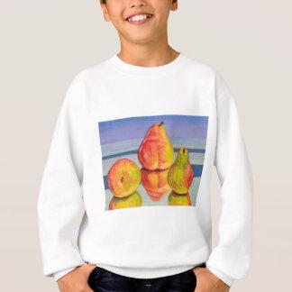 Birnen-Reflexion Sweatshirt