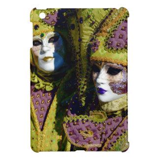 Birnen-und Antiken-pinkfarbene Karnevals-Kostüme iPad Mini Hülle