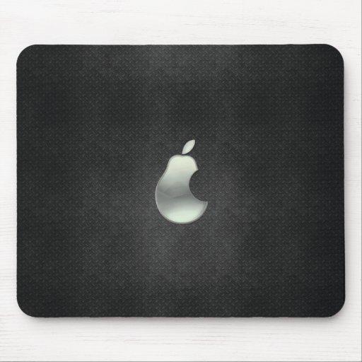 Birnenlogo mousepad
