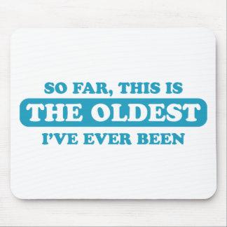 Bis jetzt ist dieses das älteste, das ich überhaup mousepad