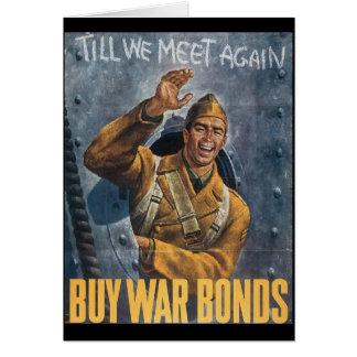 Bis wir wieder den Zweiten Weltkrieg treffen Karte
