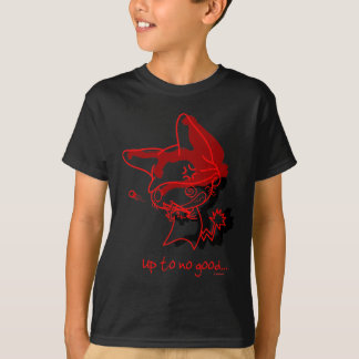 Bis zu nicht gutem T-Shirt