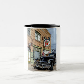 Bisbee Chevy Zweifarbige Tasse