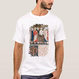 Bischof St. Remigius von Reims T-Shirt