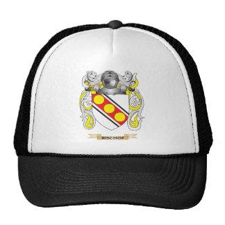 Bischof Wappen (Familienwappen) Caps