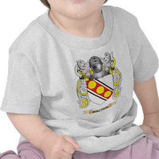 Bischof Wappen (Familienwappen) Tshirts