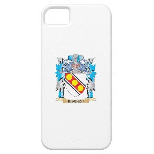 Bischof Wappen iPhone 5 Schutzhüllen