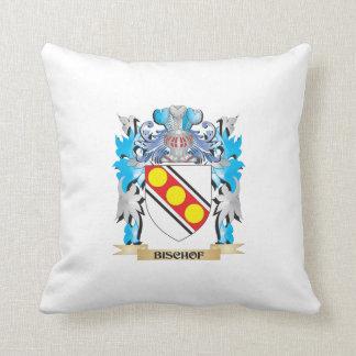 Bischof Wappen Zierkissen