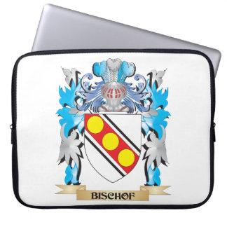 Bischof Wappen Computer Schutzhülle