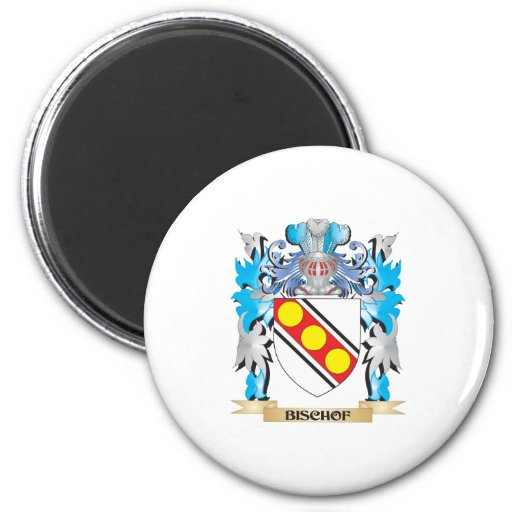 Bischof Wappen Magnete